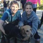 Des Moines 8th Graders Save Dog Stuck in Mud