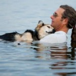 Devoted Dog Dad Who Cradled Schoep in Lake Gets a New Pup
