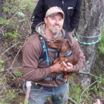 Dachshund Found Alive 6 Days after ATV Plunged over Cliff