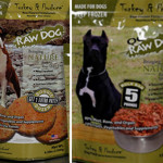 RECALL ALERT: OC Raw Dog Turkey & Produce
