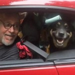Dog 'Abandoned' at Gas Station Has a Pawesome New Dad