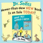 New Dr. Seuss Book Includes New Adopt-Don't-Shop Advice