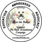 Let's All Spread Pittie Positivity on Pit Bull Awareness Day