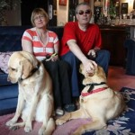 These Two Blind Couples Tied the Knot Thanks to Their Guide Dogs