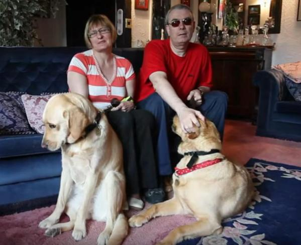 These Two Blind Couples Tied the Knot Thanks to Their ...