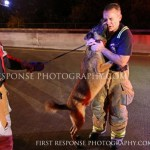 Dog Thanks Firefighter for Rescue from Texas Floodwaters [Video]