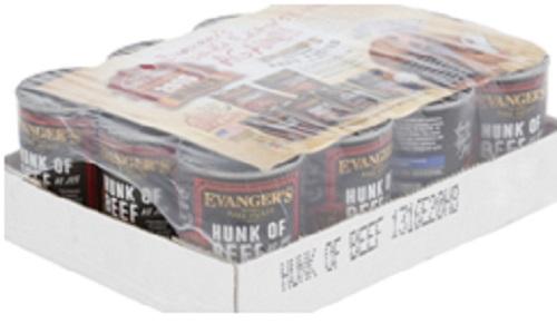 Evanger's Hunk of Beef recall