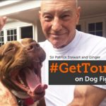 Sir Patrick Stewart Wants You to Get Tough on National Dog Fighting Awareness Day