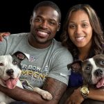 NFL's Torrey Smith Paid Adoption Fees for 46 Baltimore Shelter Pets