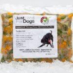 RECALL ALERT: Just Food For Dogs Turducken Frozen Dog Food