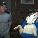 Pit Bull Puppy Alerts His Family to Gas Leak